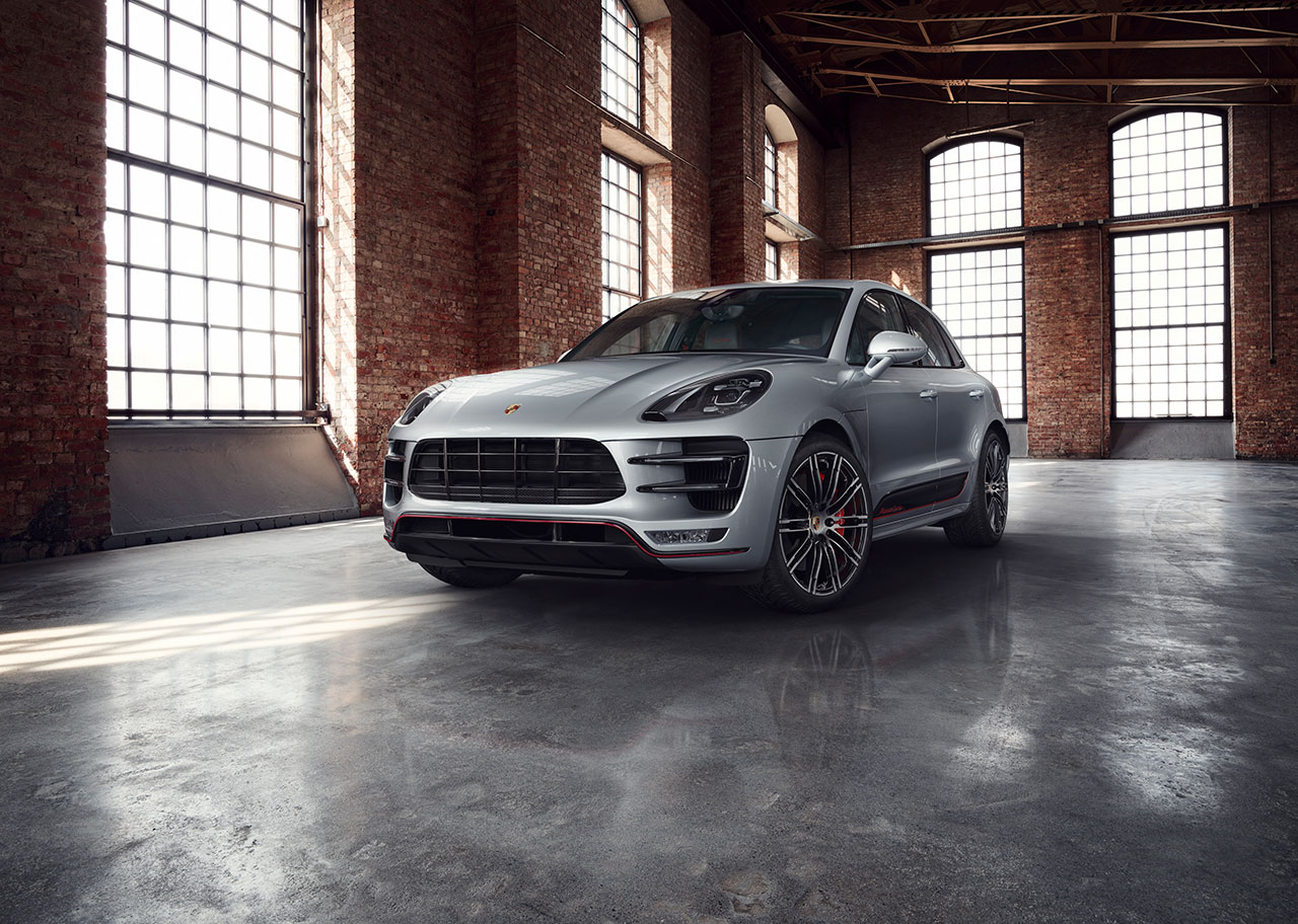 Porsche Macan Turbo Exclusive Performance Edition, sinónimo de exclusividad