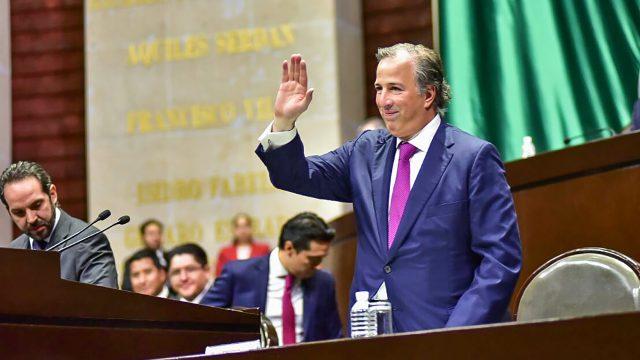 José Antonio Meade, secretario de Hacienda. (Foto: SHCP)