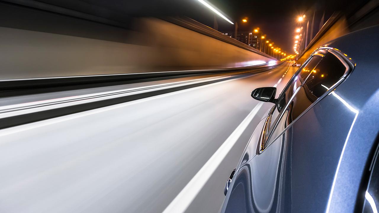 Pintura high-tech, clave en la revolución de los coches autónomos