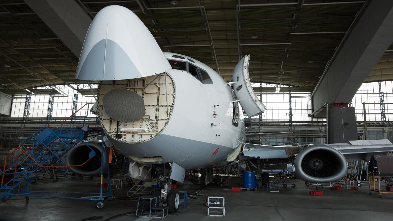 3 pinturas high-tech que hacen el transporte aéreo más seguro, rápido y fresco