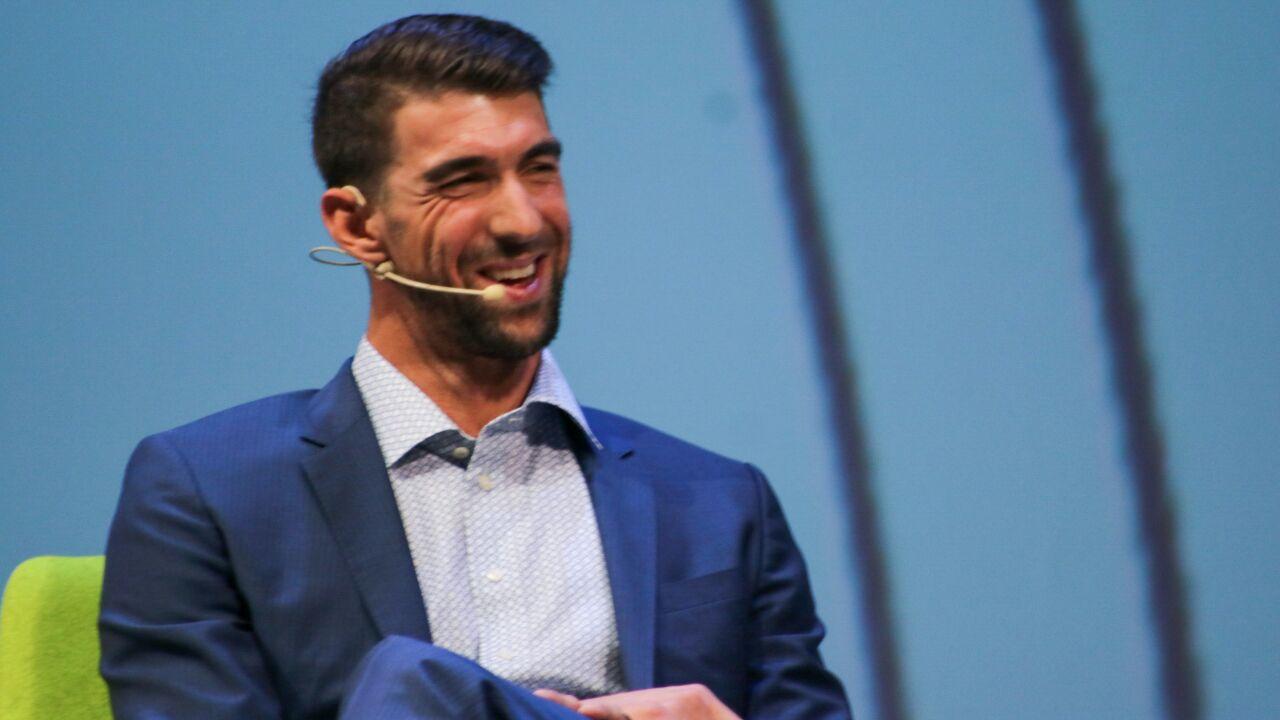 Michael Phelps; el retrato del sacrificio y la superación