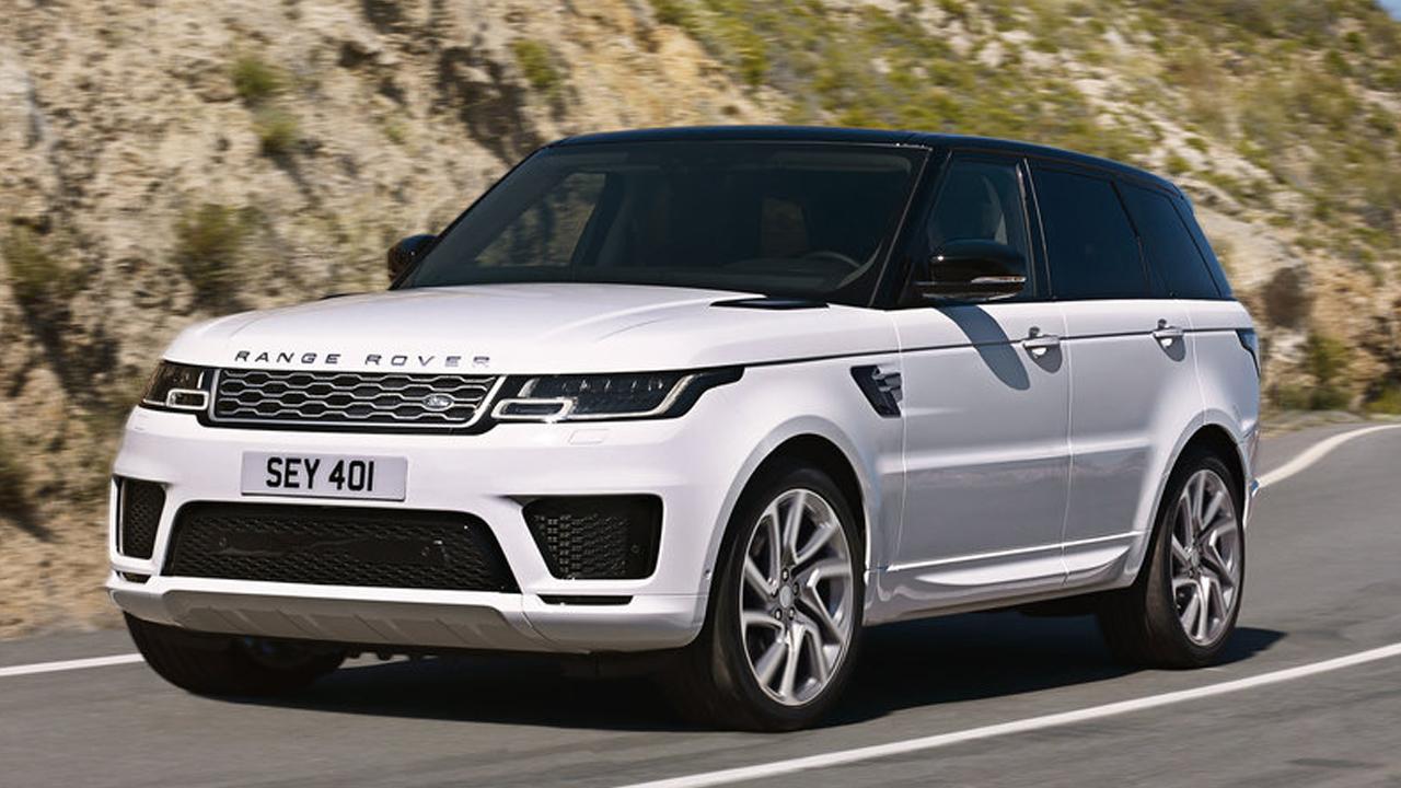 Land Rover se conecta con la sustentabilidad y presenta su primer híbrido