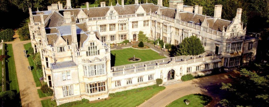 Rushtonhall hotel, historia y lujo para disfrutar de Inglaterra en su esplendor