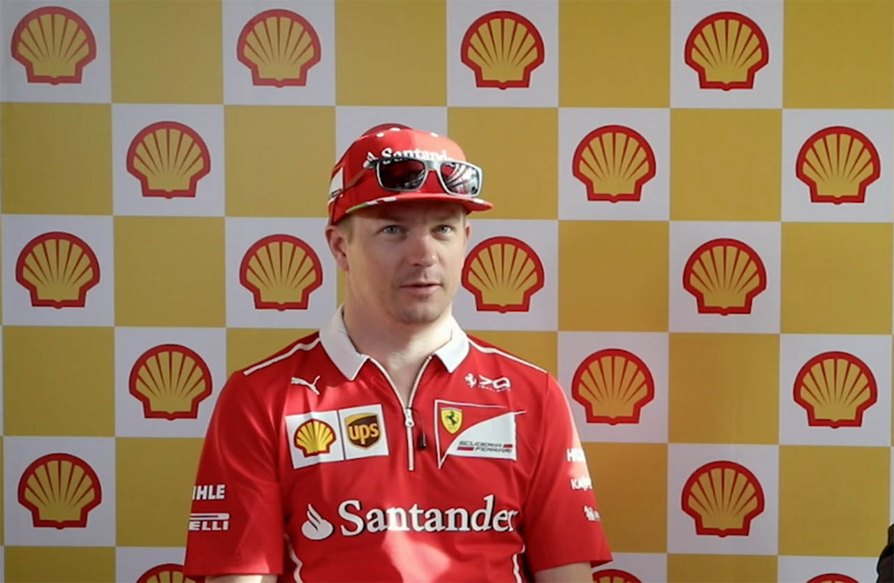 Un evento diferente con los pilotos de Ferrari
