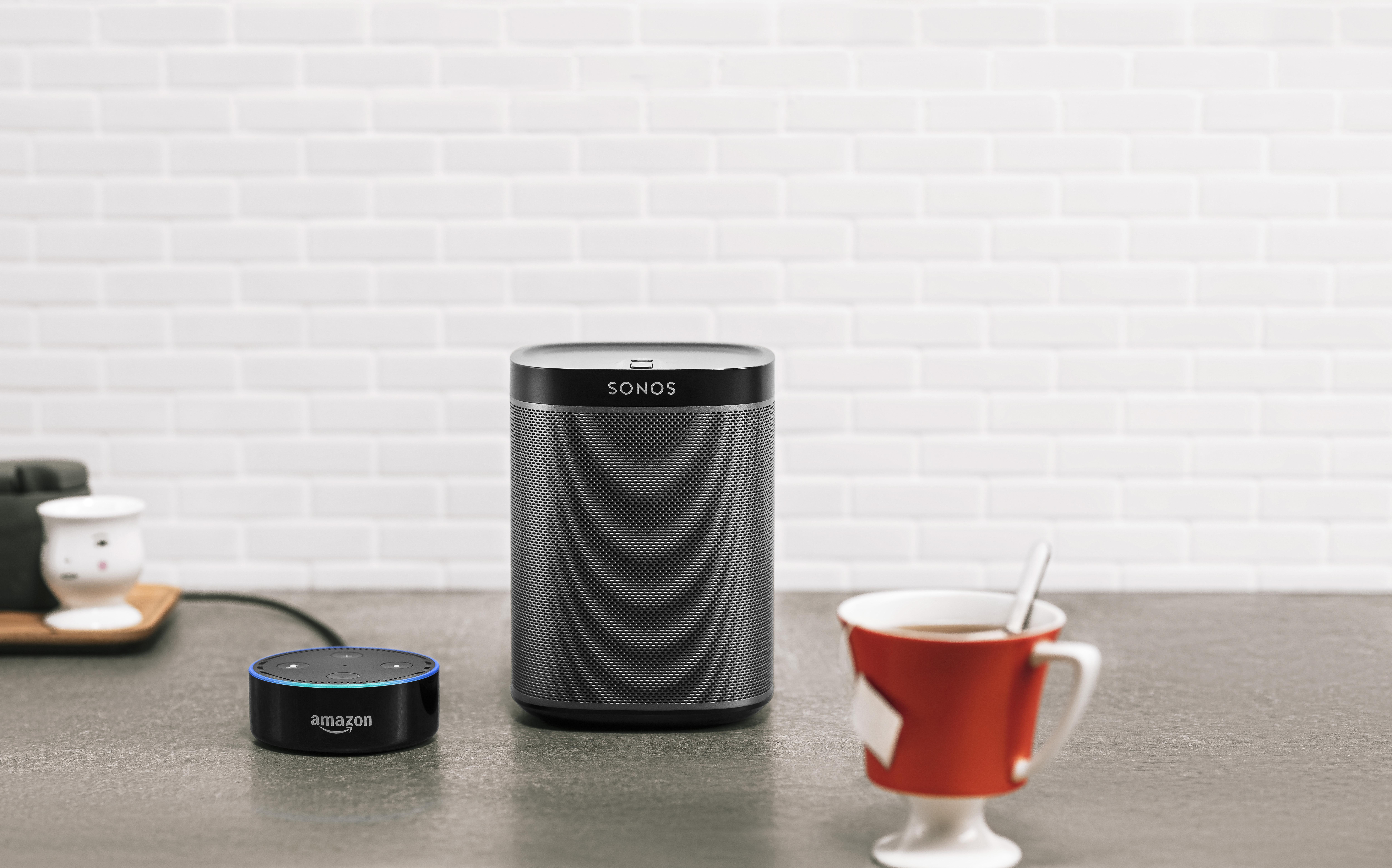 Sonos integrará Alexa y Airplay 2 en su nueva bocina