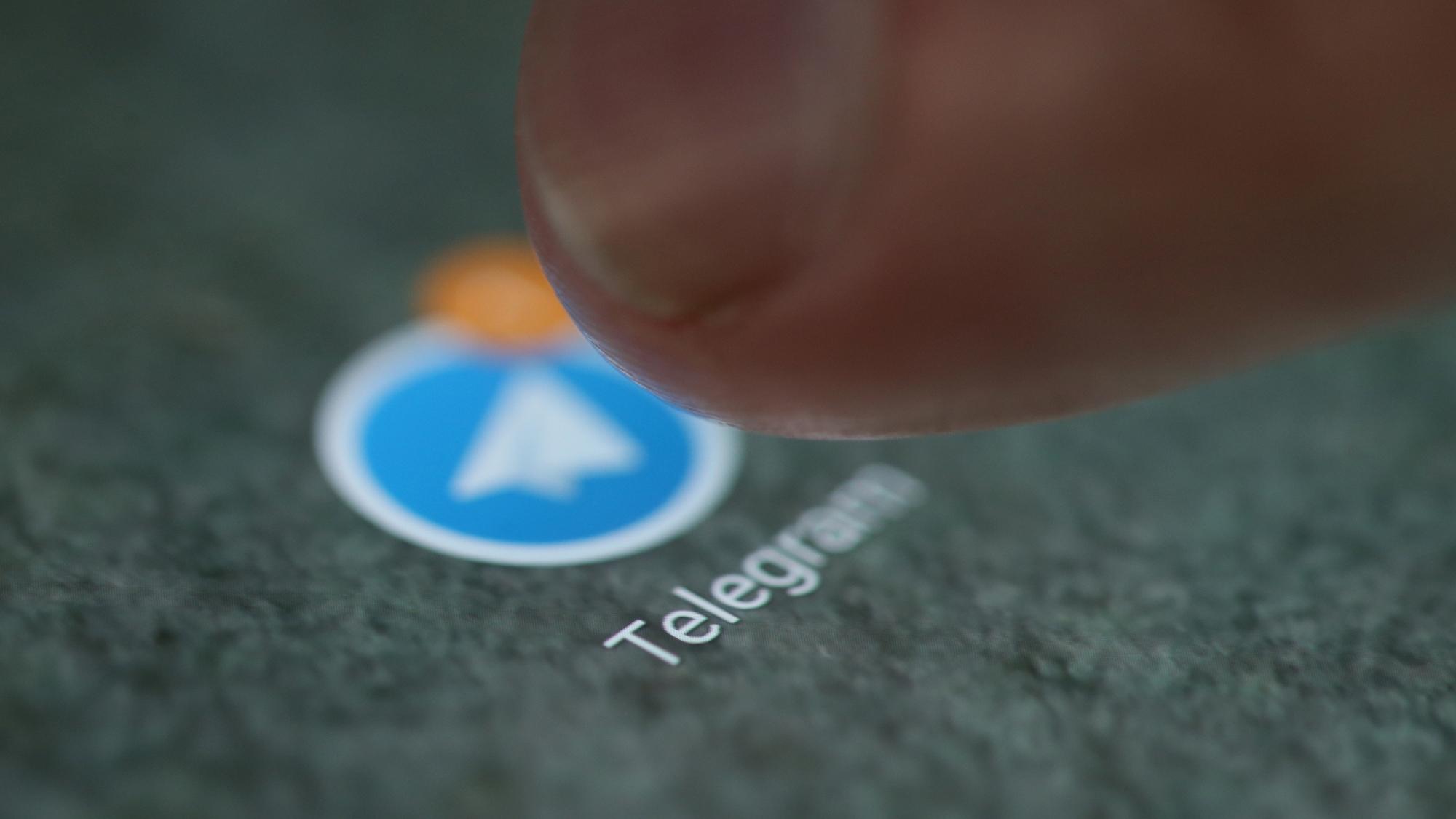 Bot malicioso utiliza Telegram para propagarse