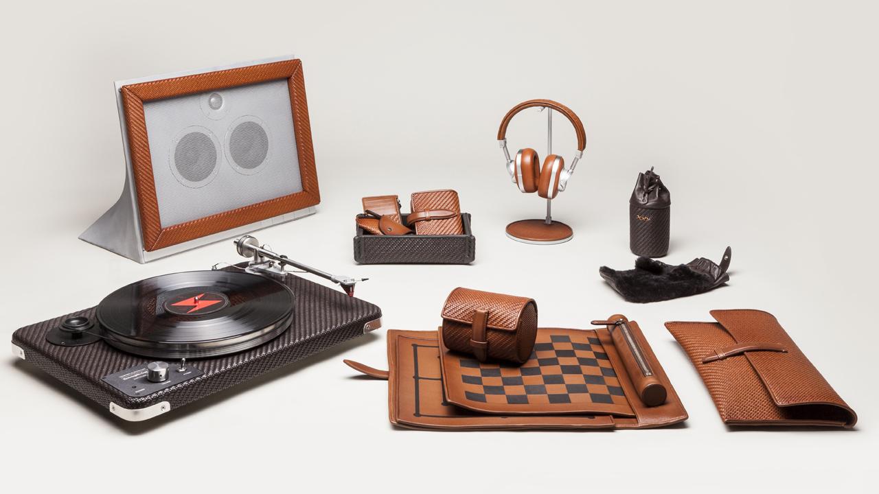 Zegna's Toyz, la colección más lujosa de juguetes para hombres