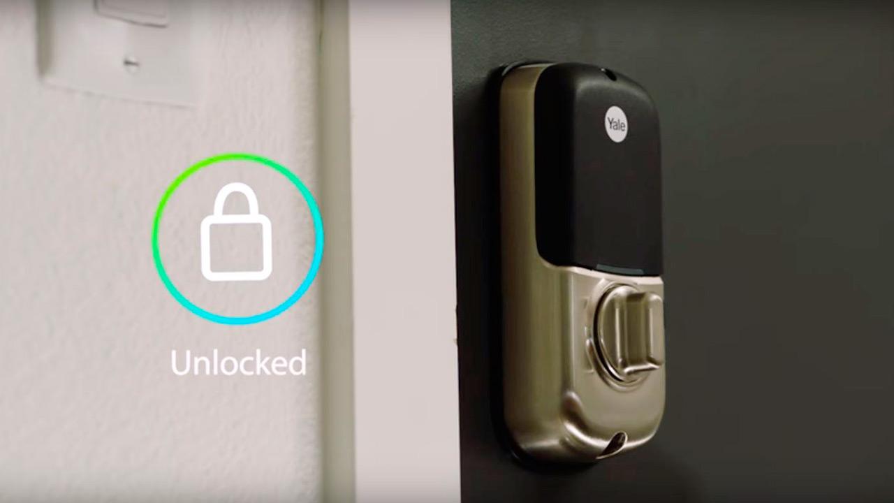 Ésta es la cerradura inteligente de Amazon para entregar dentro de tu hogar