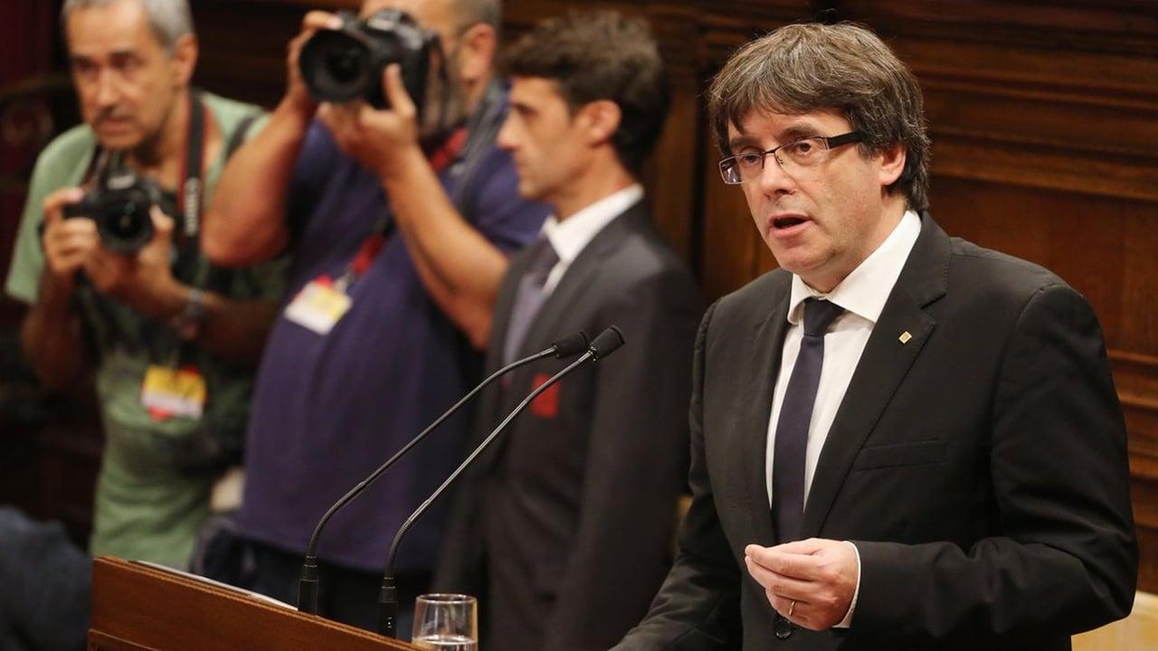 Puigdemont insiste en que puede gobernar Cataluña a distancia