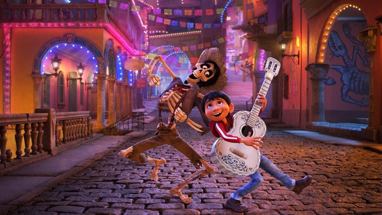 'Coco' arrasa la taquilla mexicana en su primer fin de semana