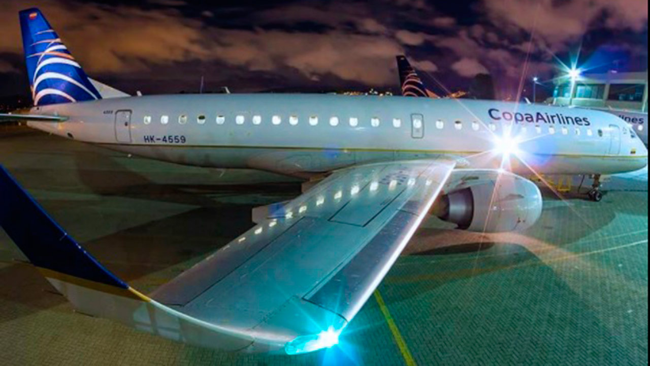 Cancelaciones y desastres naturales cuestan 12 mdd a Copa Airlines