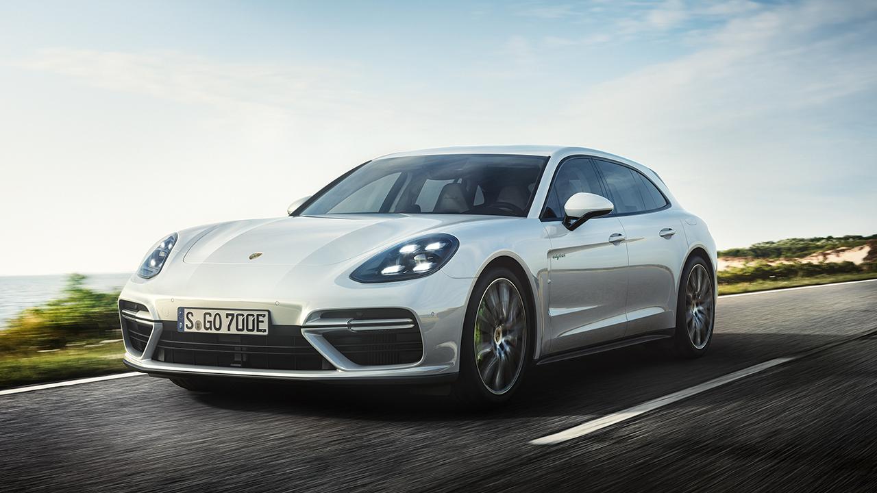 Porsche supera su límite de velocidad y potencia con un nuevo automóvil híbrido