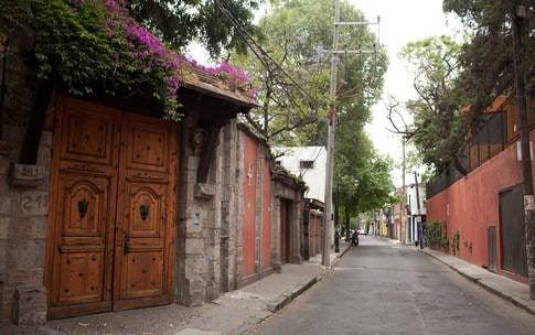 Coyoacán, el sitio más hospitalario de la CDMX para Airbnb