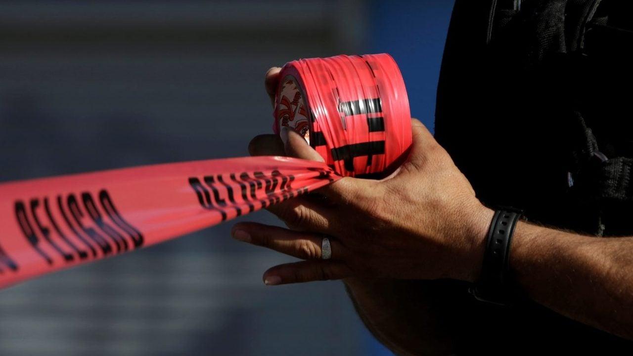 Autoridades piden perdón a familias de jóvenes asesinados en Tierra Blanca