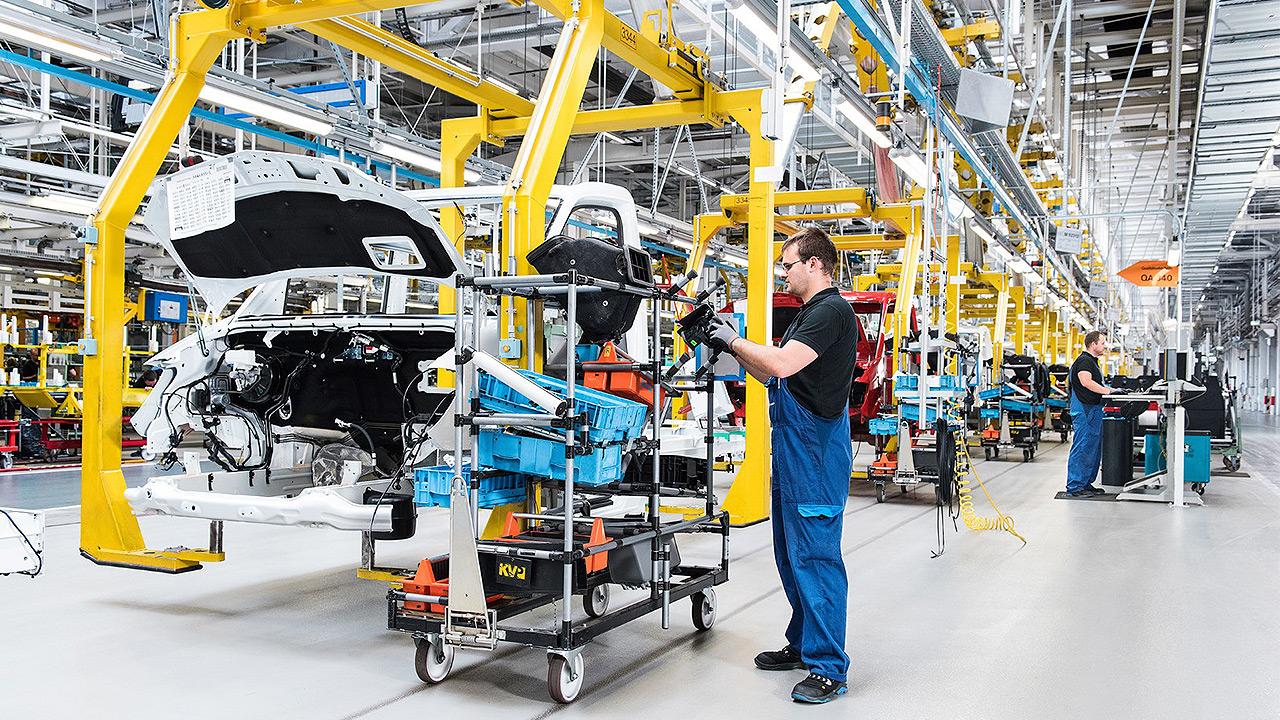 Ventas de Daimler resienten la tensión comercial entre EU y Europa