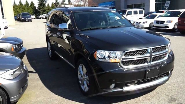 Fiat Chrysler-Dodge Durango 2013