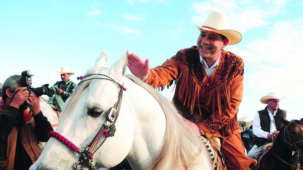 Gobierno acepta la extradición a EU del exgobernador Eugenio Hernández