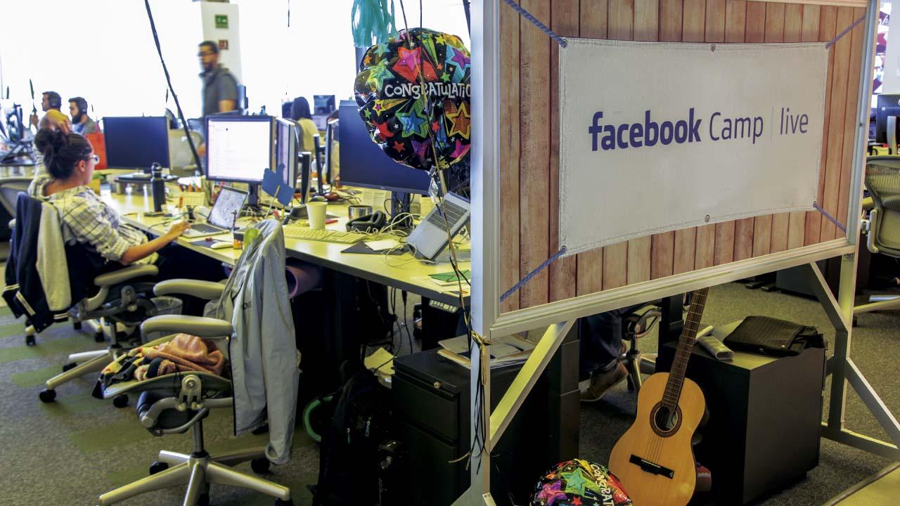 Facebook abre nueva oficina en Londres; creará 800 empleos