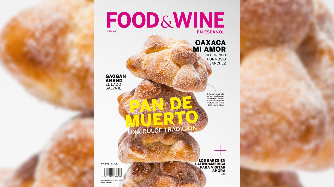 La revista Food & Wine llega a México