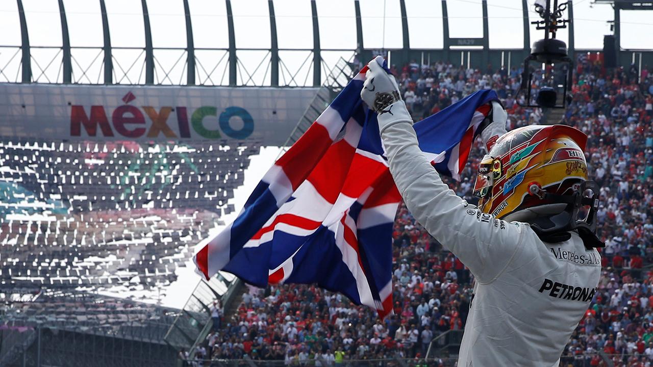 Lewis Hamilton gana su cuarto campeonato mundial de F1