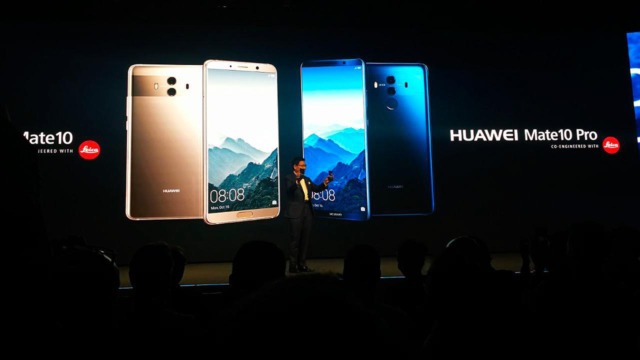 Huawei sube la apuesta por la Inteligencia Artificial con el Mate 10