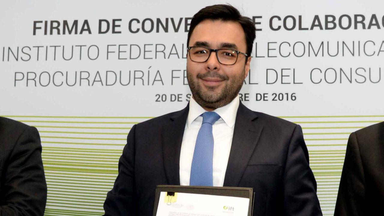 Gabriel Contreras estará 4 años más al frente del IFT