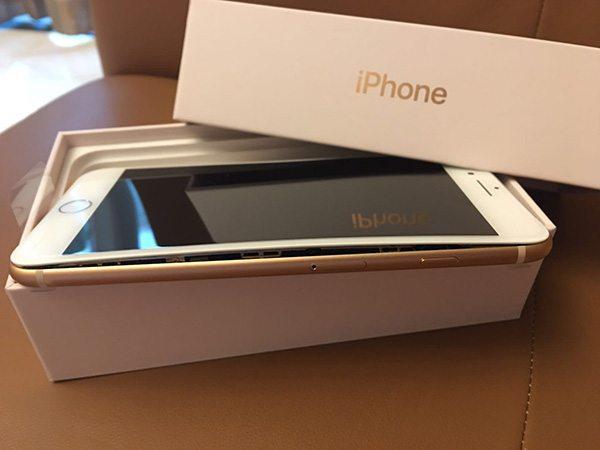 Nuevo caso de batería inflada en iPhone 8 surge en China