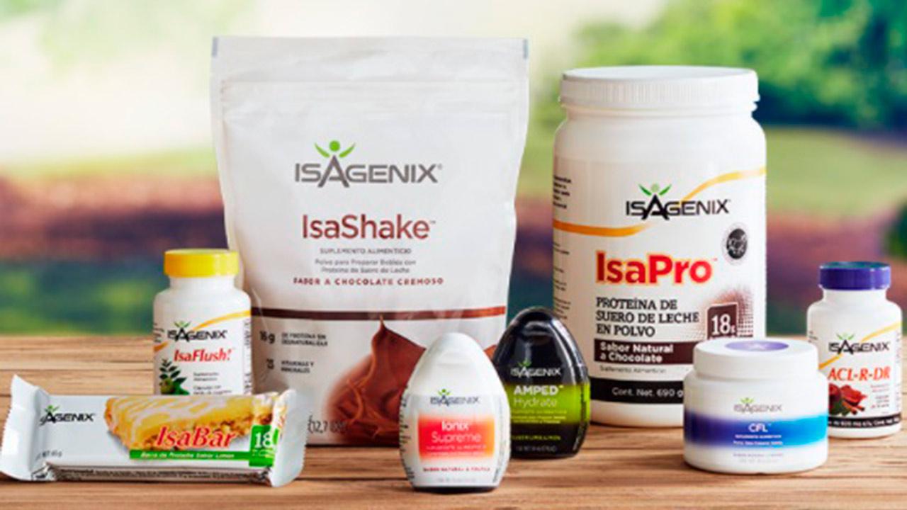 Isagenix apuesta por el mercado de suplementos alimenticios en AL