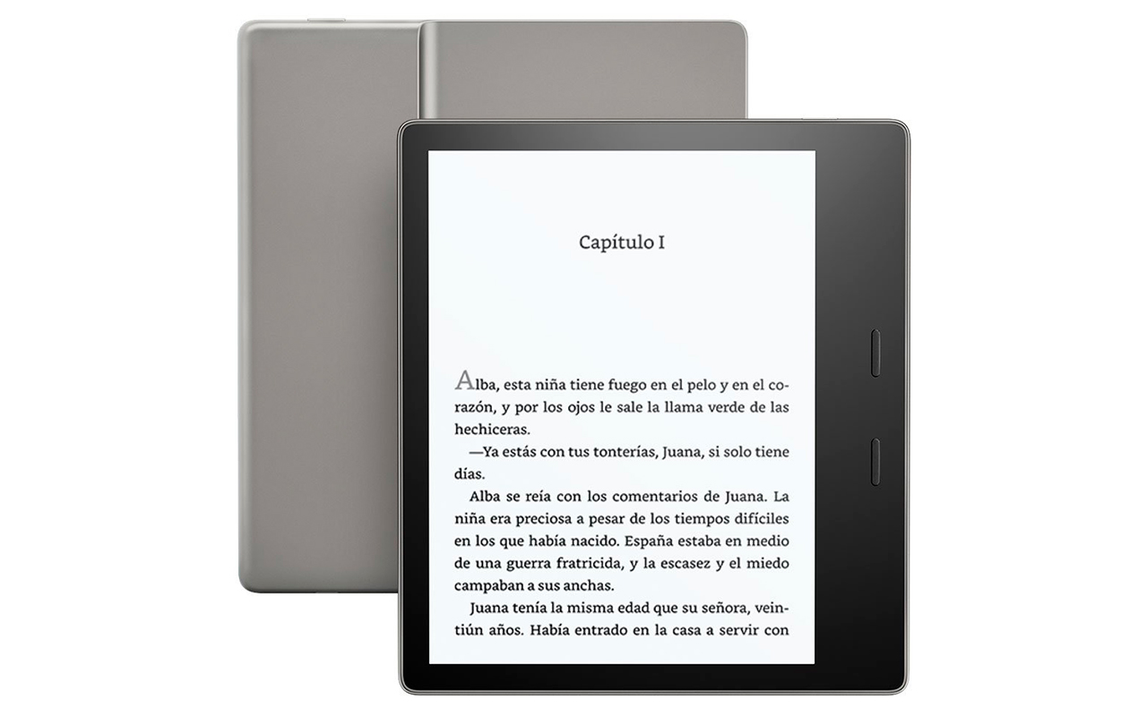 Amazon celebra los 10 años del Kindle con un modelo a prueba de agua