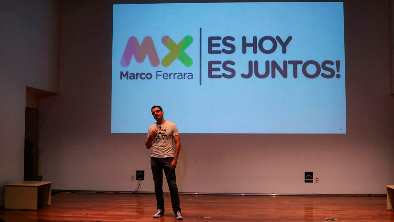 Este filántropo quiere ser presidente de México