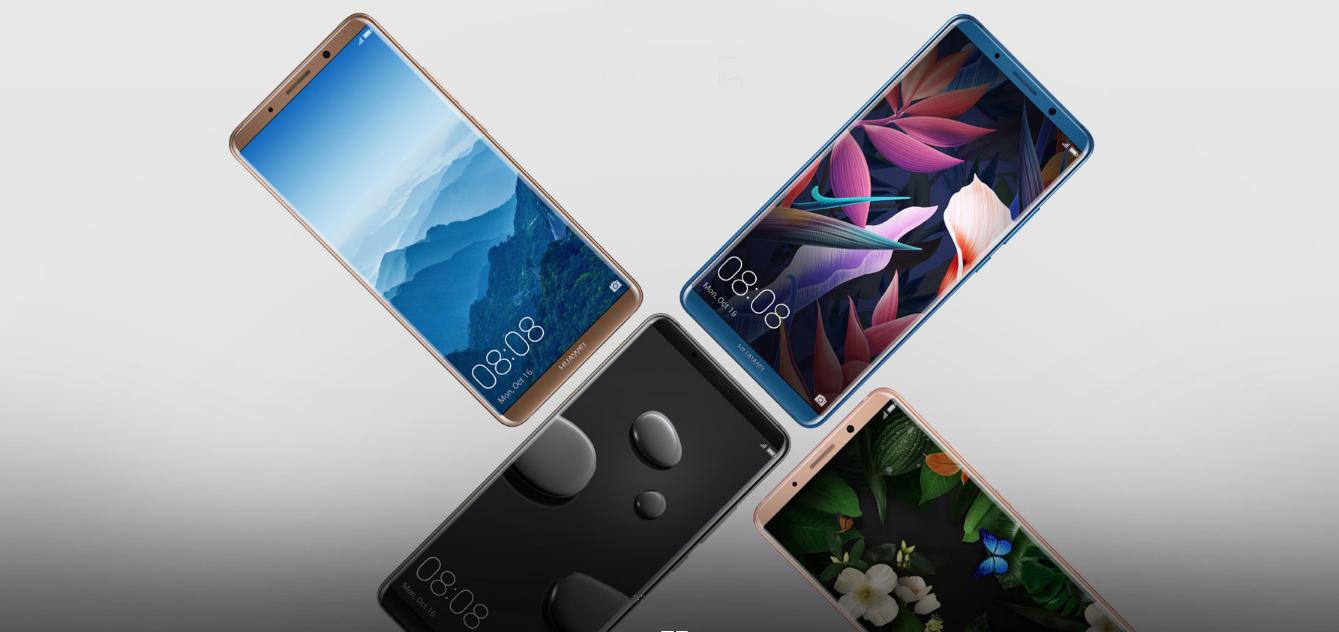 Huawei quiere vender 250,000 teléfonos con inteligencia artificial en México