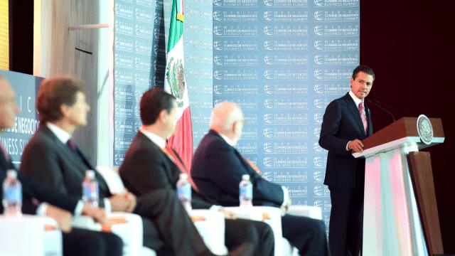 Niega Presidencia aportaciones de Odebrecht a campaña de Peña Nieto