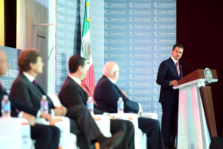 México recibe 341,000 mdp por repatriación de capitales: Peña Nieto