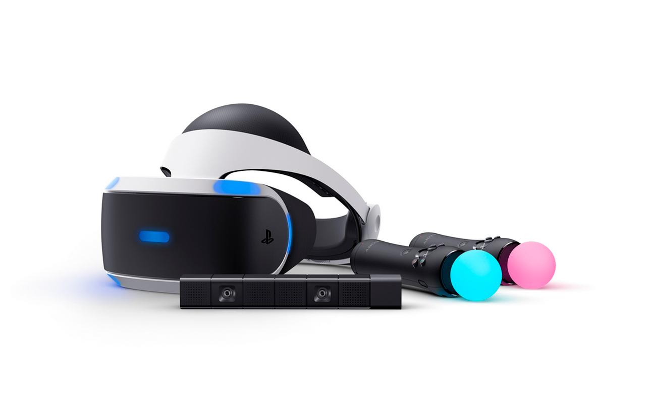 PlayStation VR llega oficialmente a México