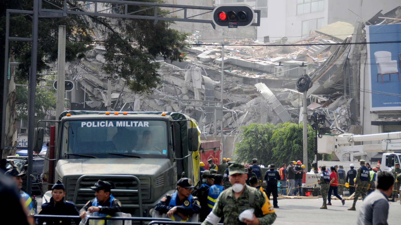 La UNAM refuta los mitos: ¿tiembla más en septiembre o viene un gran sismo?