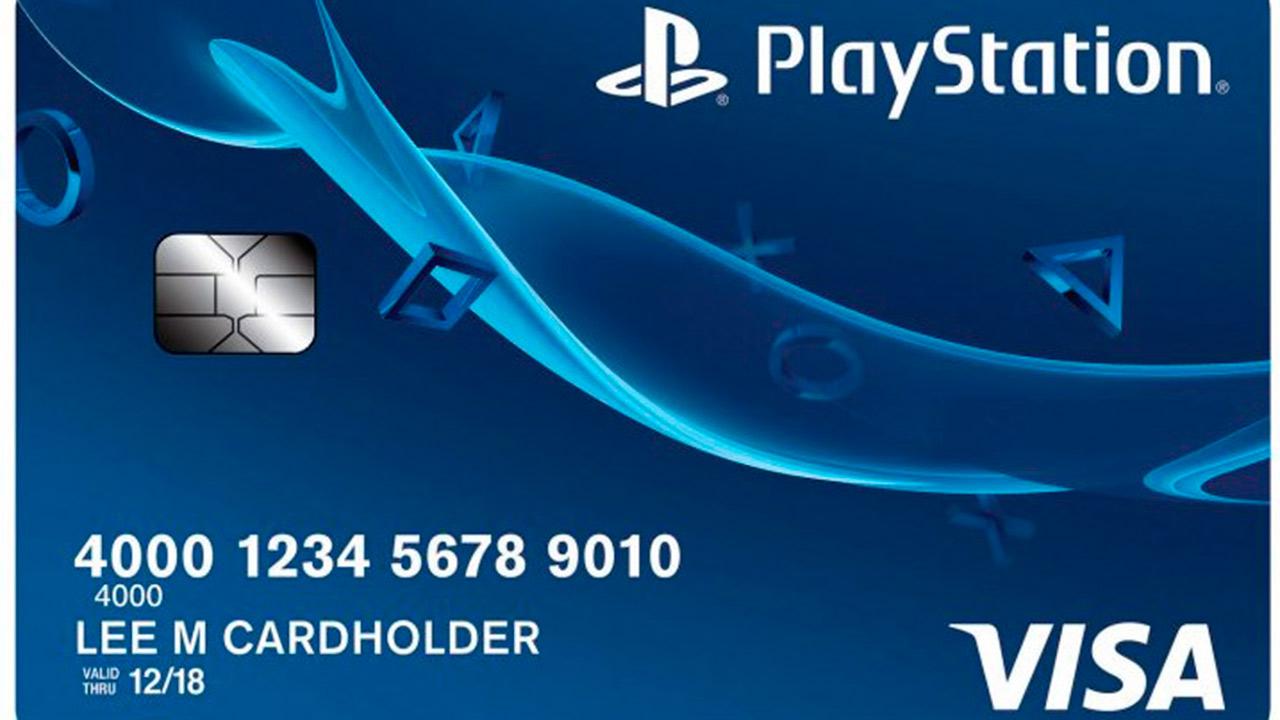 PlayStation presenta su nueva tarjeta de crédito