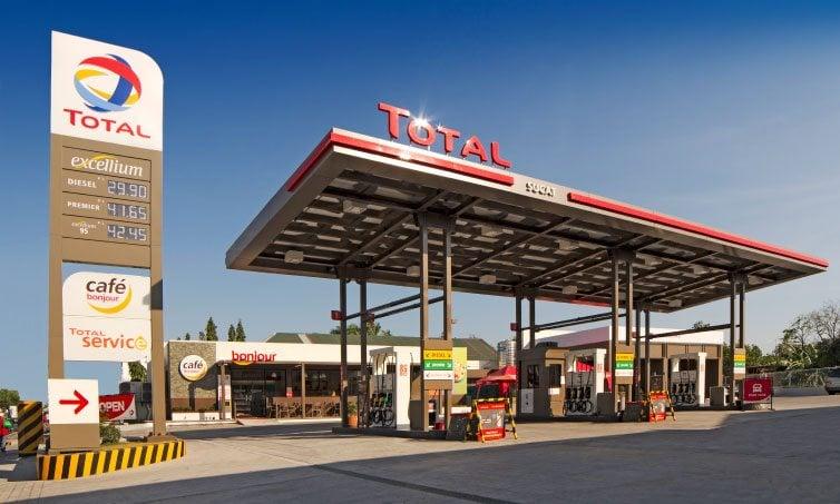 Total pondrá su marca a 250 gasolineras de Gasored en México