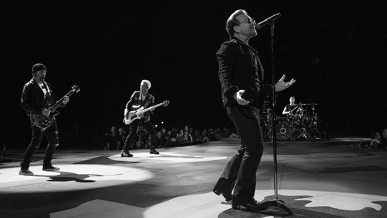 U2 The Joshua Tree Tour 2017 y la esperanza