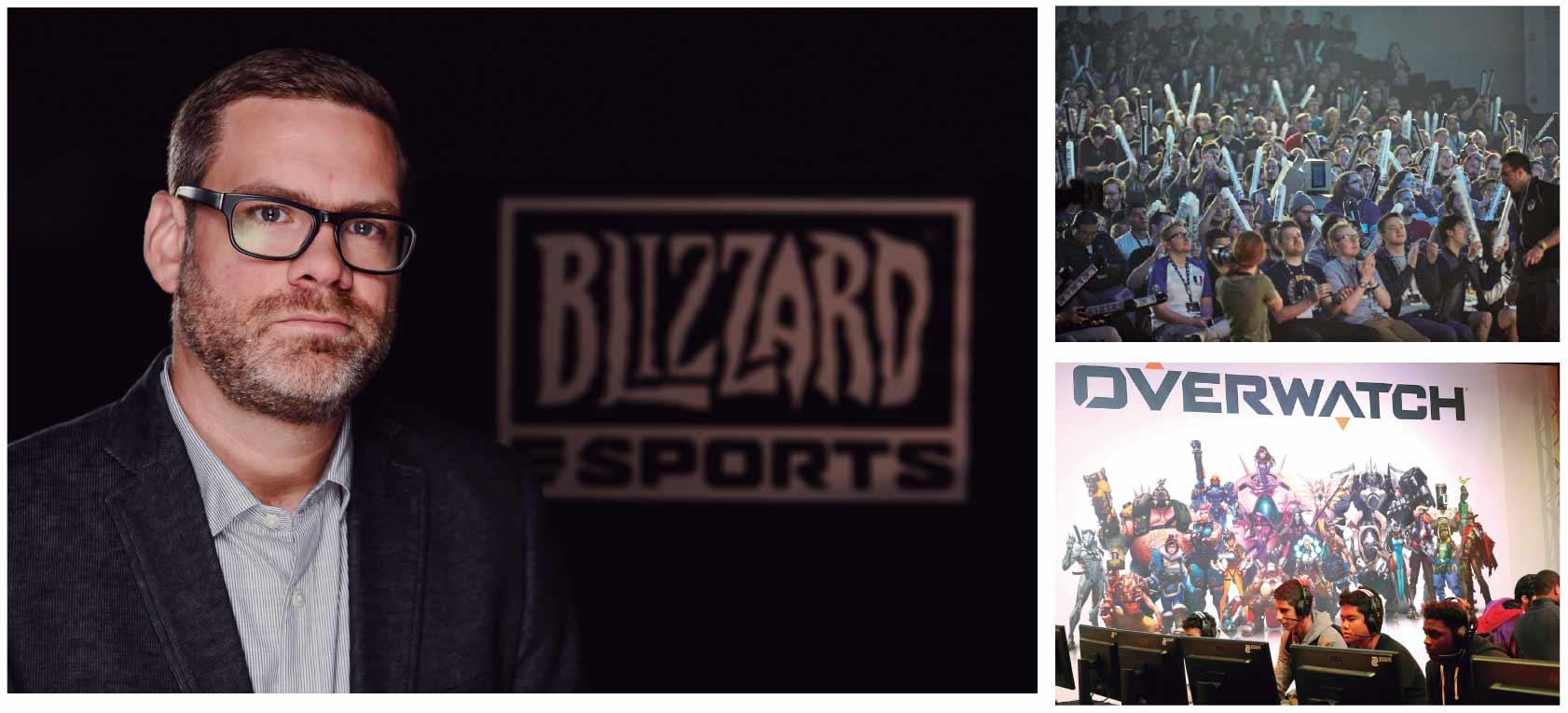 Diez millones de personas vieron el estreno de la Overwatch League