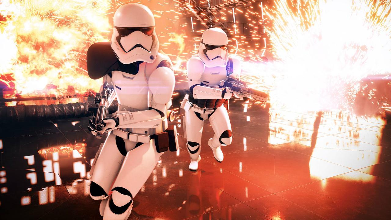 Star Wars Battlefront II, una abrumadora y fiel recreación