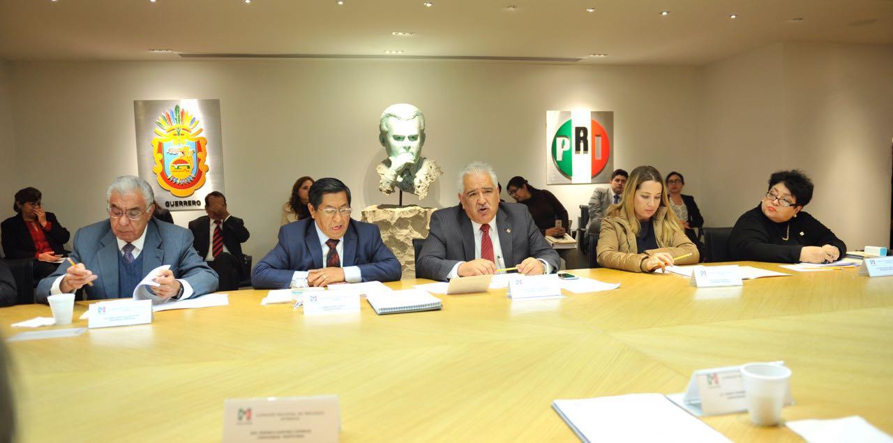 PRI emite convocatoria para elegir a su candidato presidencial