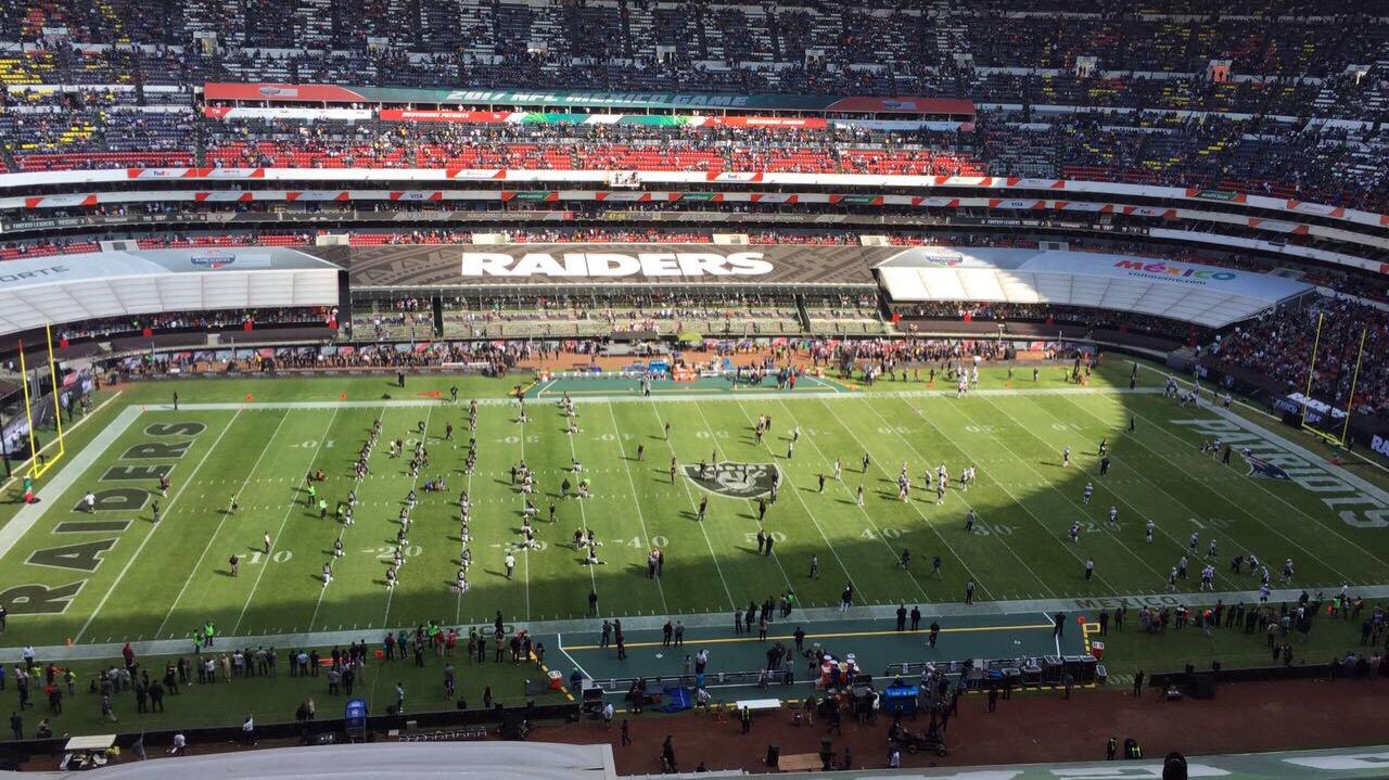 Patriots arrolla a unos Raiders que no estuvieron a la altura