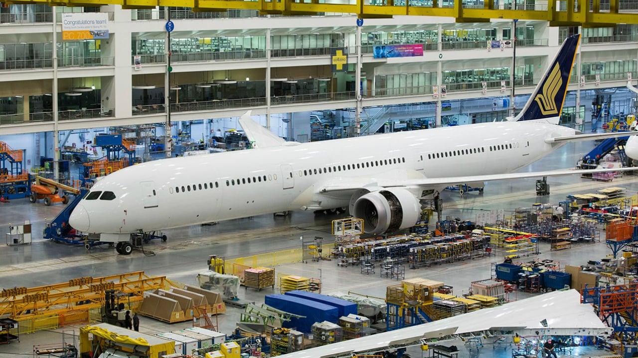 ¿Qué aprendemos en cada vuelo de un Boeing 787?