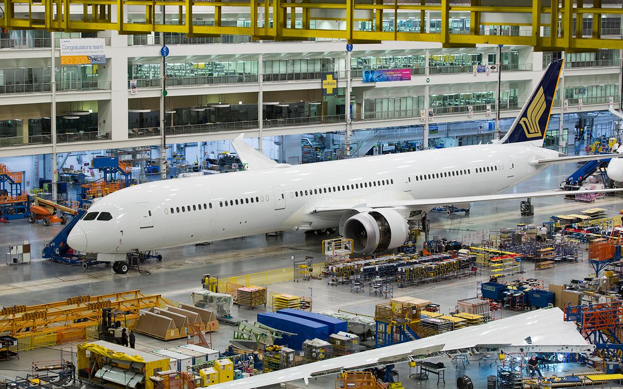 Boeing Co compra la marca de pieza aerospaciales KLX Inc por 3.200 mdd