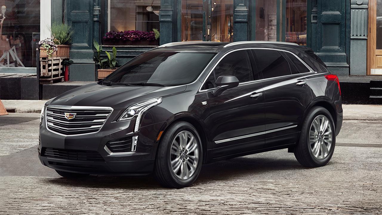 Cadillac XT5, el crossover inteligente para todos los caminos