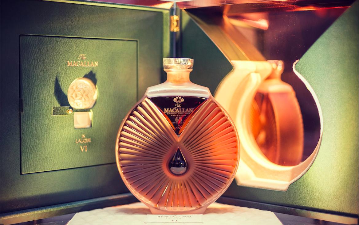 Peerless Spirit, el whisky de 35,000 dólares que llegó al mercado dominicano