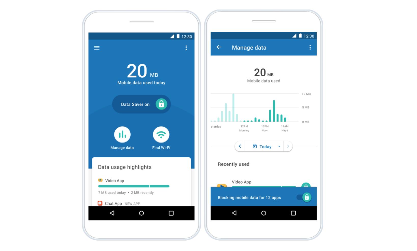 Datally, la app de Google para ahorrar datos móviles de forma sencilla
