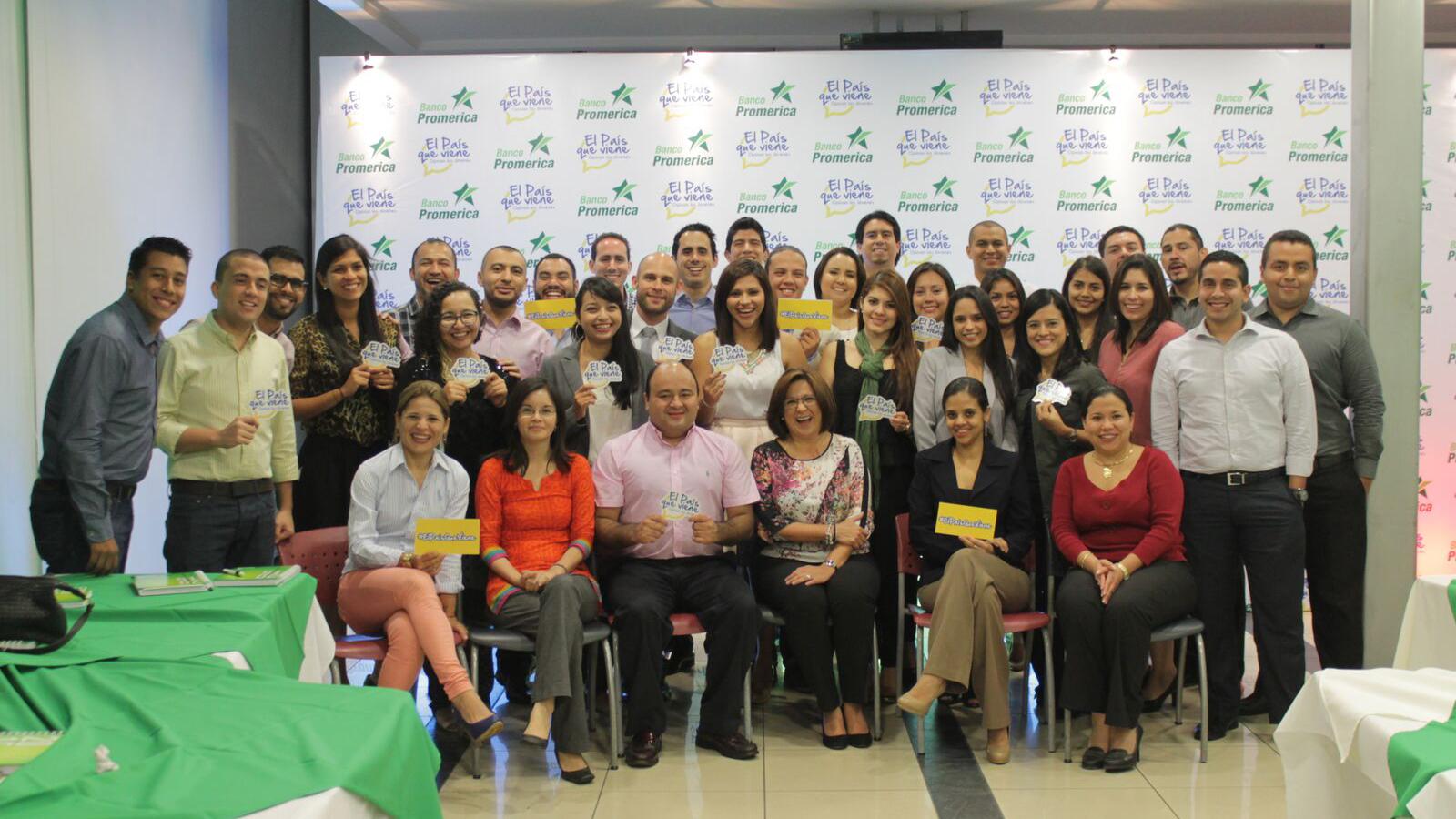 Esta iniciativa quiere empoderar a los jóvenes en El Salvador