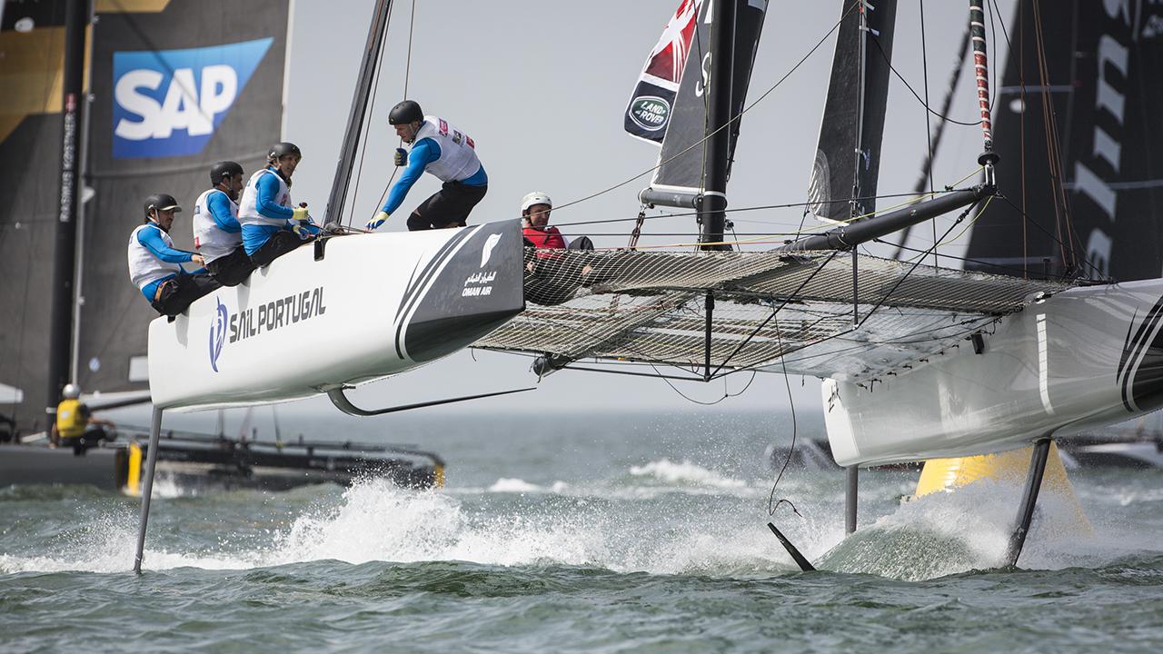 Los Cabos coronará al campeón de Extreme Sailing Series