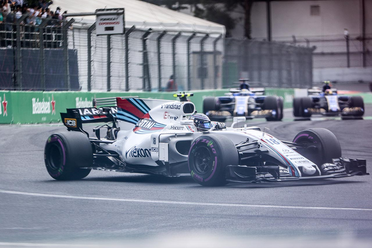 Los números del Gran Premio de México, Fórmula 1